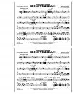 Boogie Wonderland - Multiple Bass Drums Sheet Music