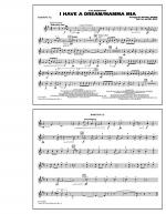I Have a Dream/Mamma Mia! - Baritone T.C. Sheet Music