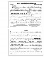 I Have a Dream/Mamma Mia! - Snare Drum Sheet Music