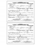 I Have a Dream/Mamma Mia! - Aux Percussion Sheet Music