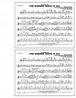 The Winner Takes It All (from Mamma Mia!) - Flute/Piccolo Sheet Music