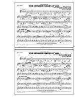 The Winner Takes It All (from Mamma Mia!) - Bb Clarinet Sheet Music