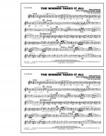 The Winner Takes It All (from Mamma Mia!) - Eb Alto Sax Sheet Music