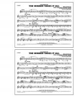 The Winner Takes It All (from Mamma Mia!) - F Horn Sheet Music