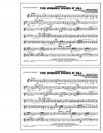 The Winner Takes It All (from Mamma Mia!) - Bb Horn/Flugelhorn Sheet Music