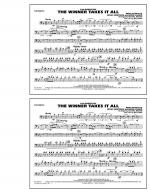 The Winner Takes It All (from Mamma Mia!) - Trombone Sheet Music