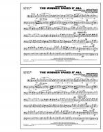 The Winner Takes It All (from Mamma Mia!) - Baritone B.C. (Opt. Tbn. 2) Sheet Music