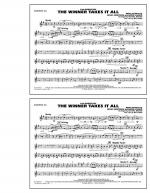 The Winner Takes It All (from Mamma Mia!) - Baritone T.C. Sheet Music