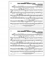 The Winner Takes It All (from Mamma Mia!) - Tuba Sheet Music