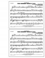 The Winner Takes It All (from Mamma Mia!) - Xylophone Sheet Music