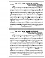 The Devil Went Down to Georgia - 2nd Bb Trumpet Sheet Music
