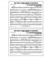 The Devil Went Down to Georgia - Bb Horn/Flugelhorn Sheet Music