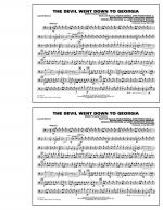 The Devil Went Down to Georgia - 2nd Trombone Sheet Music