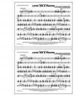Livin' on a Prayer - Multiple Bass Drums Sheet Music