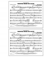 Wanted Dead or Alive - Bb Horn/Flugelhorn Sheet Music