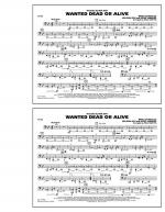 Wanted Dead or Alive - Tuba Sheet Music