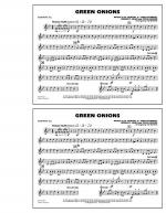 Green Onions - Baritone T.C. Sheet Music