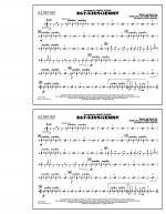 867-5309/Jenny - Aux Percussion Sheet Music