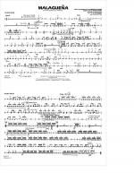 Malaguena - Snare Drum Sheet Music