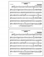 S.O.S. - Eb Alto Sax Sheet Music