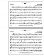 S.O.S. - Baritone T.C. Sheet Music