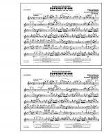 Superstition (includes Living for the City Intro) - Flute/Piccolo Sheet Music