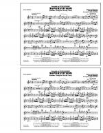 Superstition (includes Living for the City Intro) - Bb Clarinet Sheet Music