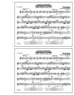 Superstition (includes Living for the City Intro) - Eb Alto Sax Sheet Music