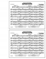 Superstition (includes Living for the City Intro) - Bb Tenor Sax Sheet Music