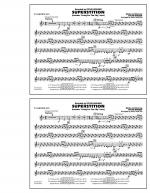 Superstition (includes Living for the City Intro) - Eb Baritone Sax Sheet Music