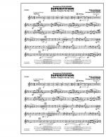 Superstition (includes Living for the City Intro) - F Horn Sheet Music