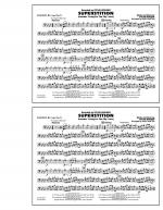 Superstition (includes Living for the City Intro) - Baritone B.C. (Opt. Tbn. 2) Sheet Music