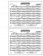 Superstition (includes Living for the City Intro) - Baritone T.C. Sheet Music
