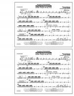 Superstition (includes Living for the City Intro) - Snare Drum Sheet Music