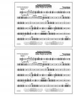 Superstition (includes Living for the City Intro) - Multiple Bass Drums Sheet Music