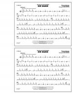 Sir Duke - Cymbals Sheet Music