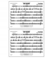 Sir Duke - Multiple Bass Drums Sheet Music