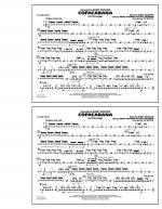 Copacabana (At the Copa) - Snare Drum Sheet Music