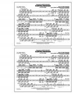 Copacabana (At the Copa) - Aux. Percussion 2 Sheet Music