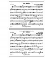 We Rock (from Disney's Camp Rock) - Bb Tenor Sax Sheet Music