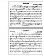 We Rock (from Disney's Camp Rock) - Bells/Xylophone Sheet Music