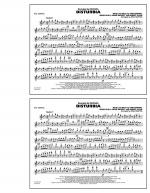 Disturbia - Flute/Piccolo Sheet Music