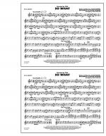 So What - Bb Clarinet Sheet Music