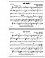 So What - Bb Tenor Sax Sheet Music