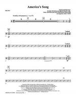 America's Song - Drums Sheet Music