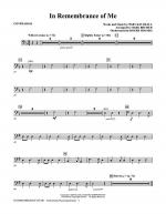 In Remembrance Of Me - Contrabass Sheet Music