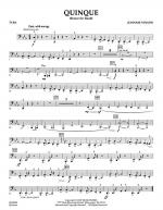 Quinque (Dance for Band) - Tuba Sheet Music
