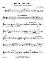 He's Gone Away (An American Folktune Setting for Concert Band) - Oboe Sheet Music