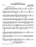 The Spark of Creation (from Children of Eden) - Drums Sheet Music