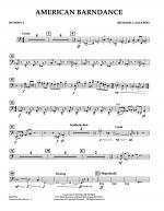 American Barndance - Bassoon 2 Sheet Music